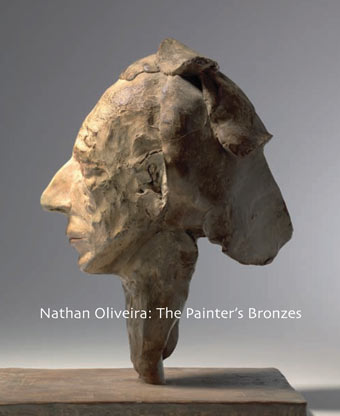 Nathan Oliveira - The Painter's Bronzes